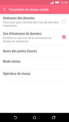 HTC Desire EYE - MMS - Configuration manuelle - Étape 5