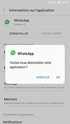 Samsung Galaxy A5 (2017) (A520) - Applications - Supprimer une application - Étape 7