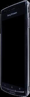 Sony Ericsson Xpéria Arc - Premiers pas - Découvrir les touches principales - Étape 5