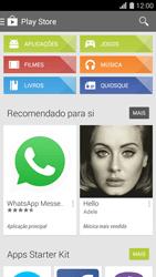 Huawei G620s - Aplicações - Como pesquisar e instalar aplicações -  3