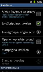 Samsung I8530 Galaxy Beam - Internet - handmatig instellen - Stap 19