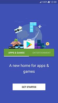 Samsung Galaxy J7 (2016) (J710) - Applications - Downloading applications - Step 21