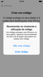 Apple iPhone 5s - iOS 11 - Primeiros passos - Como ligar o telemóvel pela primeira vez -  15