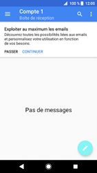 Sony Xperia XZ1 - E-mails - Envoyer un e-mail - Étape 4