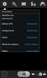 Samsung Galaxy Express - Photos, vidéos, musique - Prendre une photo - Étape 7