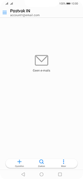 Huawei mate-20-lite-dual-sim-model-sne-lx1 - E-mail - Account instellen (IMAP met SMTP-verificatie) - Stap 3