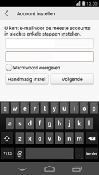 Huawei Ascend P7 - E-mail - e-mail instellen (outlook) - Stap 7