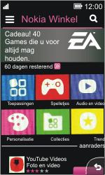 Nokia Asha 311 - Applicaties - Applicaties downloaden - Stap 5