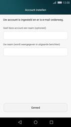 Huawei P8 Lite - E-mail - Handmatig instellen - Stap 19