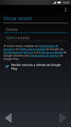 HTC One M8 - E-mail - Configurar Gmail - Paso 10