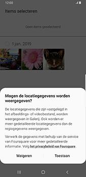 Samsung Galaxy S9 Plus - Android Pie - MMS - afbeeldingen verzenden - Stap 16