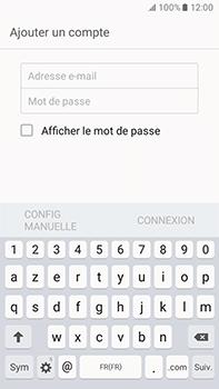 Samsung Galaxy J7 (2016) (J710) - E-mail - Configuration manuelle - Étape 6