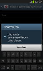 Samsung S7710 Galaxy Xcover 2 - E-mail - Handmatig instellen - Stap 15