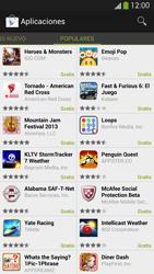 Samsung Galaxy S4 - Aplicaciones - Descargar aplicaciones - Paso 12
