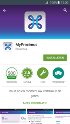 Samsung G925F Galaxy S6 Edge - Applicaties - MyProximus - Stap 8