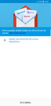 Samsung Galaxy Note 8 - E-mail - Configurar Gmail - Paso 5