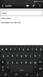 HTC One Max - E-mail - e-mail versturen - Stap 9