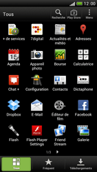 HTC One S - Contact, Appels, SMS/MMS - Ajouter un contact - Étape 3