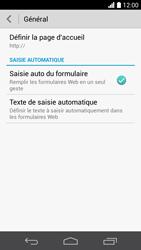 Huawei Ascend P6 LTE - Internet - configuration manuelle - Étape 26