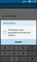 Samsung G357 Galaxy Ace 4 - E-mail - Configuration manuelle - Étape 16