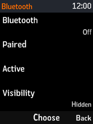 Nokia 3310 - WiFi and Bluetooth - Setup Bluetooth Pairing - Step 6