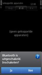 Nokia C7-00 - Bluetooth - Headset, carkit verbinding - Stap 8
