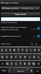 BlackBerry Z30 - Internet - Configuration manuelle - Étape 19