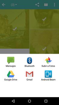 Motorola Moto X Play - Bluetooth - Transferir archivos a través de Bluetooth - Paso 10