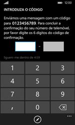 Nokia Lumia 530 - Aplicações - Como configurar o WhatsApp -  8
