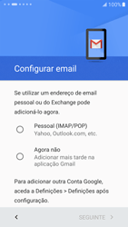 Samsung Galaxy S7 Edge - Primeiros passos - Como ligar o telemóvel pela primeira vez -  13