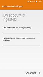 ZTE Blade V8 - E-mail - e-mail instellen (outlook) - Stap 12