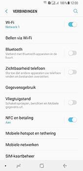 Samsung Galaxy A8 (2018) - Bellen - bellen via wifi (VoWifi) - Stap 5