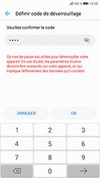 Honor 9 - Sécuriser votre mobile - Activer le code de verrouillage - Étape 9