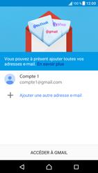 Sony Sony Xperia X (F5121) - E-mail - Configuration manuelle (gmail) - Étape 16