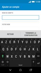 HTC Desire 510 - E-mails - Ajouter ou modifier un compte e-mail - Étape 19