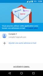 Wiko U-Feel Lite - E-mail - Configuration manuelle (gmail) - Étape 15