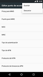 LG Google Nexus 5X (H791F) - Internet - Configurar Internet - Paso 16