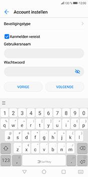 Huawei P Smart - E-mail - handmatig instellen - Stap 17