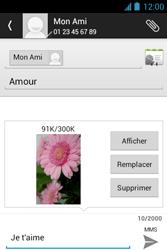 Bouygues Telecom Bs 351 - Contact, Appels, SMS/MMS - Envoyer un MMS - Étape 16