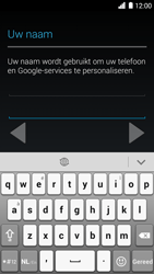 Huawei Ascend G6 - Applicaties - Account aanmaken - Stap 5