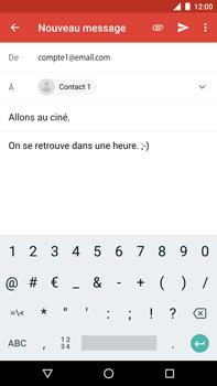 Huawei Nexus 6P - Android Oreo - E-mail - envoyer un e-mail - Étape 8