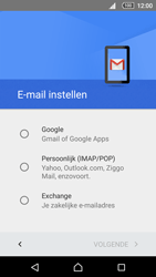 Sony Xperia Z5 Compact (E5823) - E-mail - 032a. Email wizard - Gmail - Stap 9