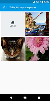 Sony Xperia XZ2 - Contact, Appels, SMS/MMS - Envoyer un MMS - Étape 12
