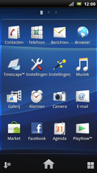 Sony Ericsson Xperia Arc - Netwerk - Gebruik in het buitenland - Stap 3