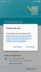 Samsung Galaxy S7 Edge - Primeiros passos - Como ativar seu aparelho - Etapa 7