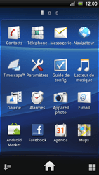 Sony Ericsson Xperia Ray - Réseau - utilisation à l'étranger - Étape 6