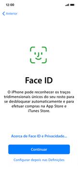 Apple iPhone XS - Primeiros passos - Como ligar o telemóvel pela primeira vez -  10
