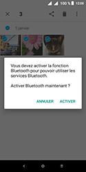 Alcatel 1 - Photos, vidéos, musique - Envoyer une photo via Bluetooth - Étape 10