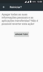Alcatel Pixi 4 - Funções básicas - Como restaurar as configurações originais do seu aparelho - Etapa 9