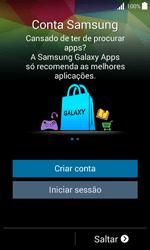 Samsung Galaxy Trend 2 Lite - Primeiros passos - Como ligar o telemóvel pela primeira vez -  12